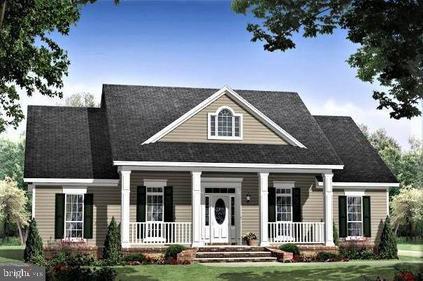 Band Hall Hill Road, WESTMINSTER, MD 21158 (#MDCR202546) :: VSells & Associates of Compass
