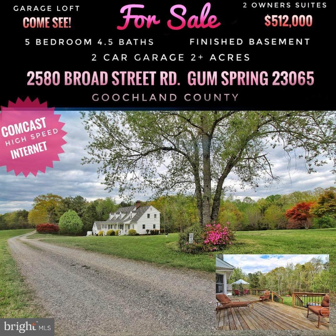 2580 Broad Street Road - Photo 1
