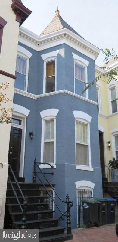 1224 29TH Street NW, WASHINGTON, DC 20007 (#DCDC508474) :: LoCoMusings