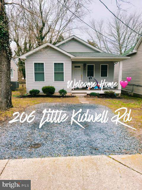 206 Little Kidwell Avenue, CENTREVILLE, MD 21617 (MLS #MDQA146812) :: Maryland Shore Living | Benson & Mangold Real Estate