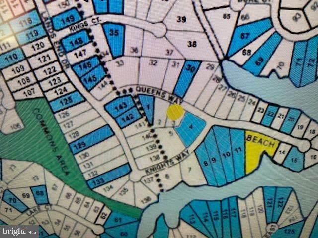LOT #3 Queens Way, MONTROSS, VA 22520 (#VAWE117846) :: Revol Real Estate