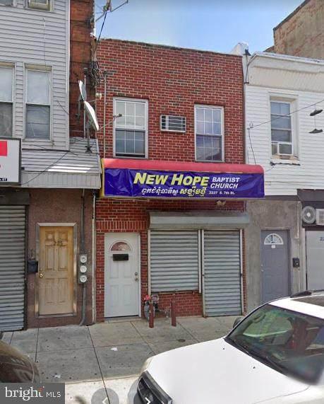 2227 S 7TH Street, PHILADELPHIA, PA 19148 (#PAPH988968) :: Sunrise Home Sales Team of Mackintosh Inc Realtors