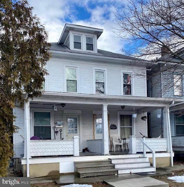 542 & 542 1/2 S Franklin Street, HANOVER, PA 17331 (#PAYK153194) :: CENTURY 21 Home Advisors
