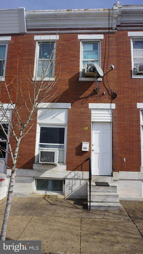 139 N Highland Avenue, BALTIMORE, MD 21224 (#MDBA540404) :: The Dailey Group