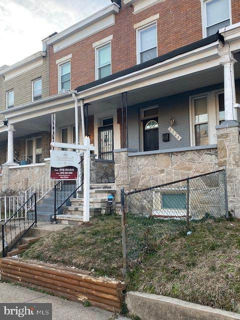 2524 Robb Street, BALTIMORE, MD 21218 (#MDBA540456) :: Dart Homes