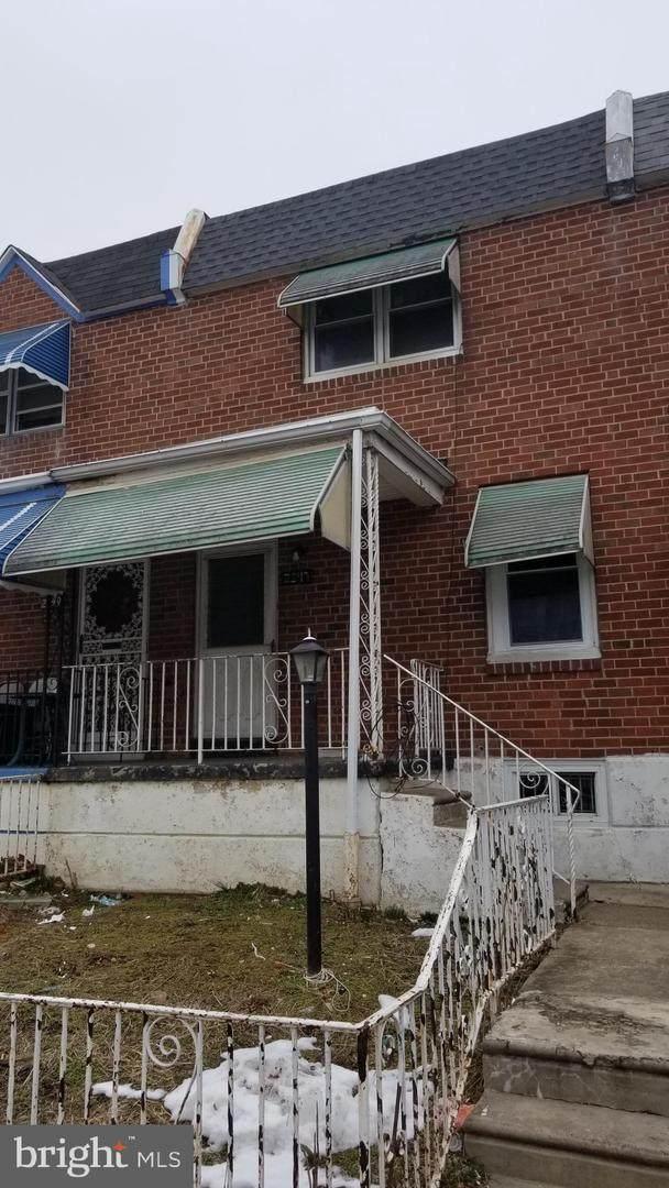 2347 W Cumberland Street, PHILADELPHIA, PA 19132 (#PAPH989862) :: Lee Tessier Team