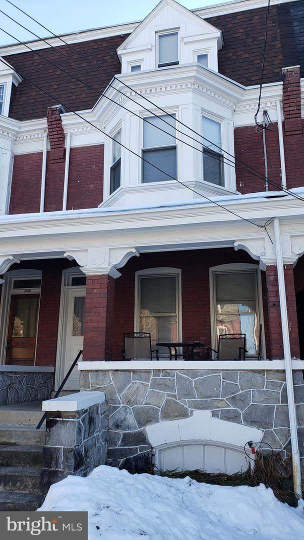 206 E Ross Street, LANCASTER, PA 17602 (#PALA177750) :: The Toll Group