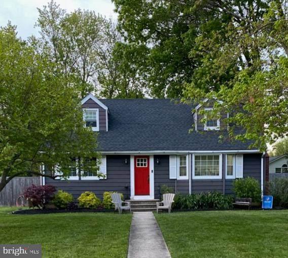138 Susan Drive, EWING, NJ 08638 (#NJME308292) :: The Schiff Home Team