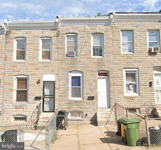 2670 Dulany Street, BALTIMORE, MD 21223 (#MDBA541066) :: The Sky Group