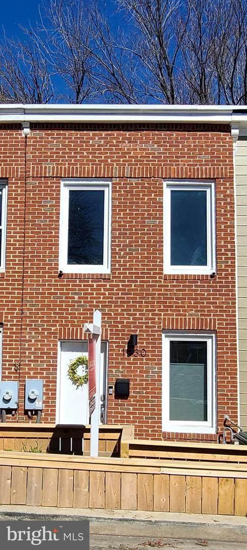 1530 Levis Street NE, WASHINGTON, DC 20002 (#DCDC509800) :: The Matt Lenza Real Estate Team