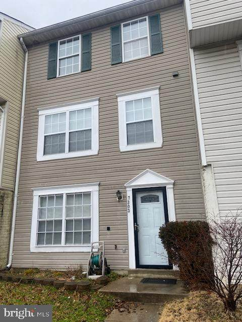 7303 Flag Harbor Drive, DISTRICT HEIGHTS, MD 20747 (#MDPG597966) :: The Putnam Group