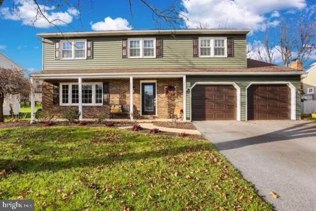 2023 Gring Drive, READING, PA 19610 (#PABK373900) :: McClain-Williamson Realty, LLC.