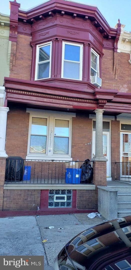 4148 N 5TH Street, PHILADELPHIA, PA 19140 (#PAPH991134) :: Lee Tessier Team
