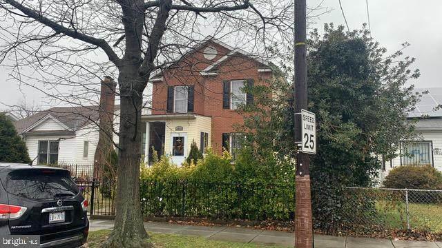 5932 3RD Street NW, WASHINGTON, DC 20011 (#DCDC510114) :: AJ Team Realty