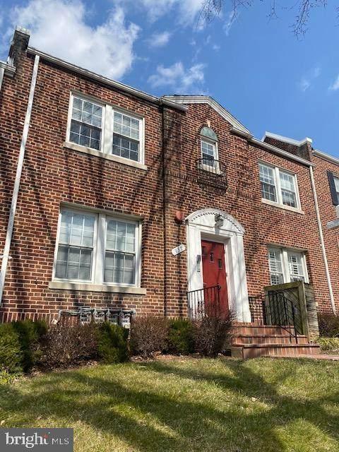 937 Randolph Street NW #2, WASHINGTON, DC 20011 (#DCDC510226) :: SURE Sales Group