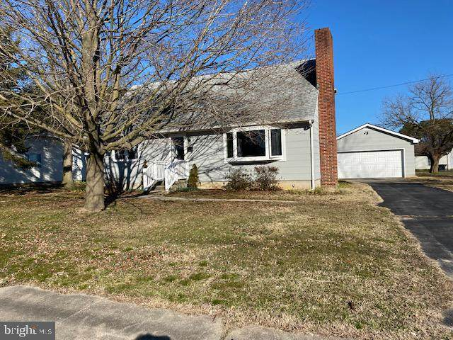 615 N Washington Street, MILFORD, DE 19963 (#DEKT246778) :: Shamrock Realty Group, Inc