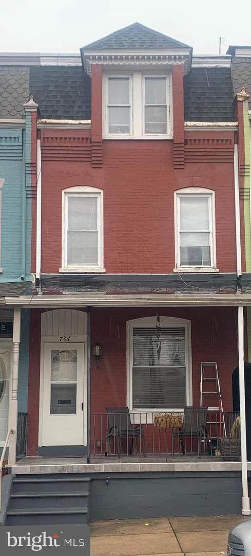 734 Weiser Street, READING, PA 19601 (MLS #PABK373996) :: Maryland Shore Living | Benson & Mangold Real Estate