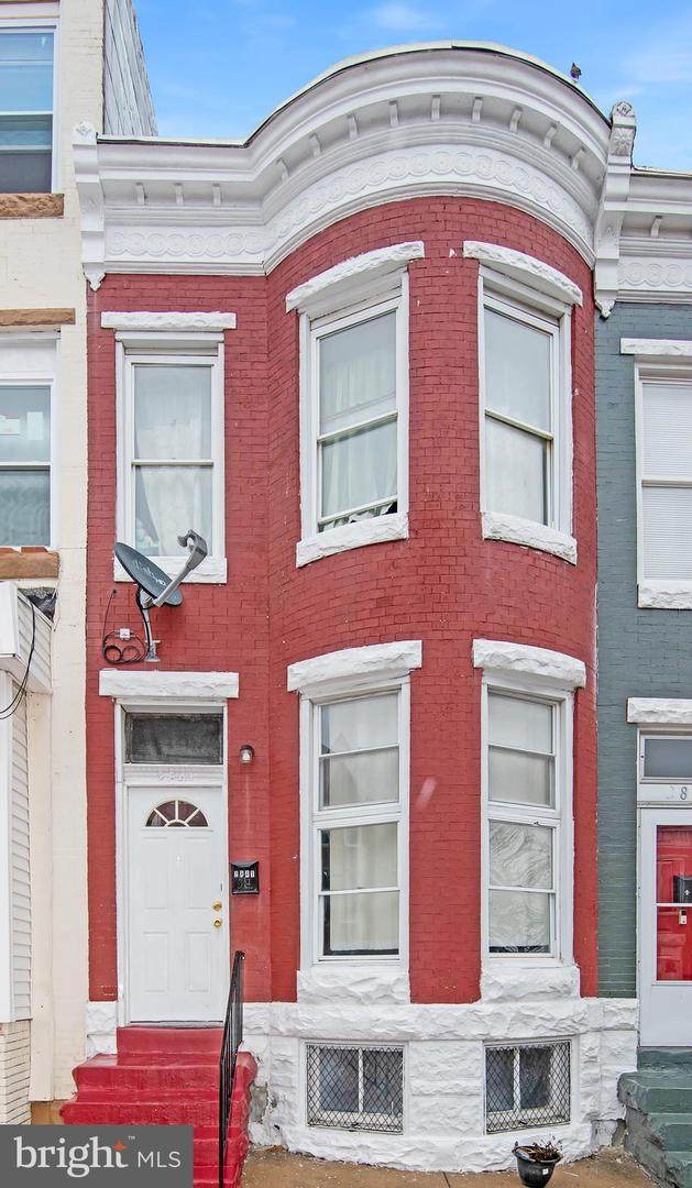 2841 Parkwood Avenue, BALTIMORE, MD 21217 (#MDBA541592) :: The MD Home Team