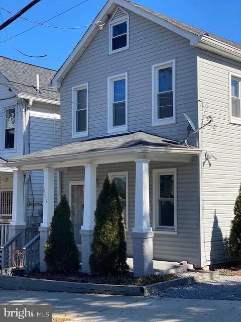 307 57TH Street NE, WASHINGTON, DC 20019 (#DCDC510590) :: Coleman & Associates