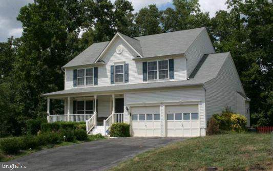 3803 Jansen Court, FREDERICKSBURG, VA 22408 (#VASP229306) :: Network Realty Group