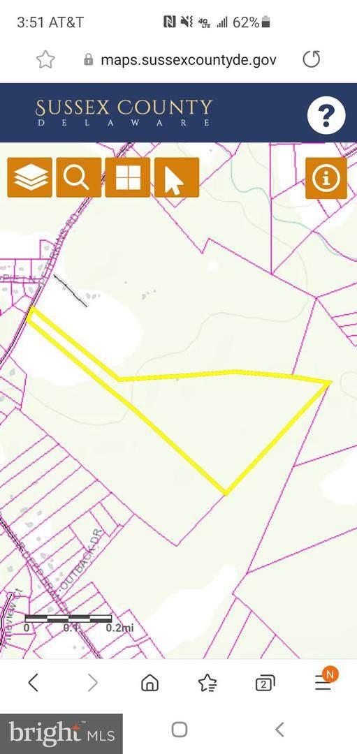 Lot 0 Peterkins Road, GEORGETOWN, DE 19947 (#DESU178648) :: The Yellow Door Team