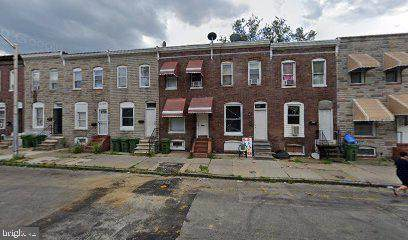 403 N East Avenue, BALTIMORE, MD 21224 (#MDBA541906) :: AJ Team Realty