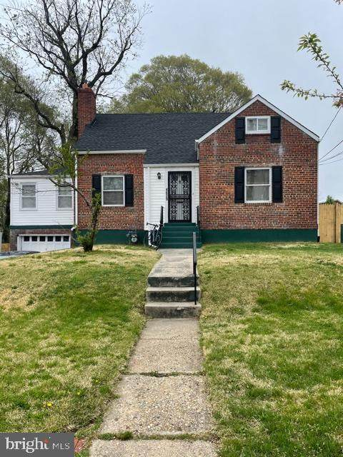 4829 Russell Avenue, HYATTSVILLE, MD 20782 (#MDPG598846) :: Gail Nyman Group