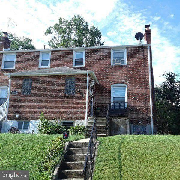 2211 Echodale Avenue, BALTIMORE, MD 21214 (#MDBA541972) :: Crossman & Co. Real Estate