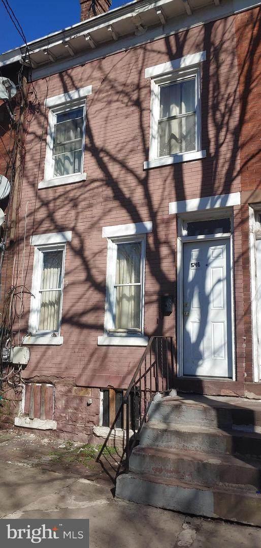 546 Lamberton Street, TRENTON, NJ 08611 (MLS #NJME308658) :: Kiliszek Real Estate Experts