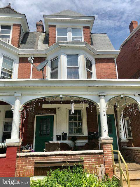 643 Stanbridge Street, NORRISTOWN, PA 19401 (#PAMC684740) :: The Lux Living Group