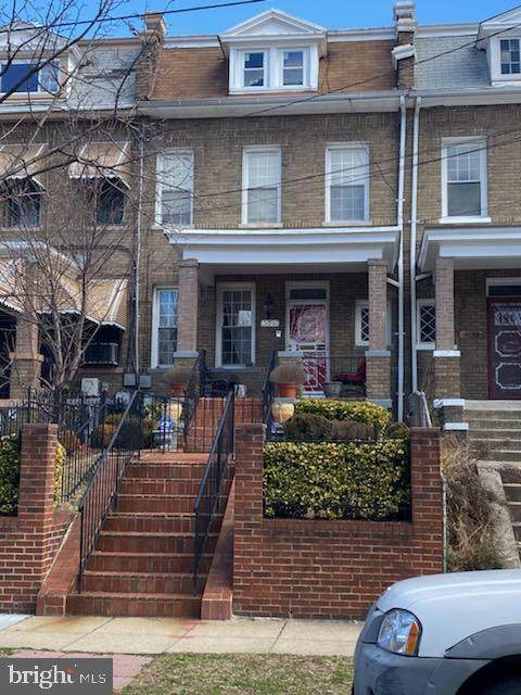 4525 9TH Street NW, WASHINGTON, DC 20011 (#DCDC511004) :: Pearson Smith Realty
