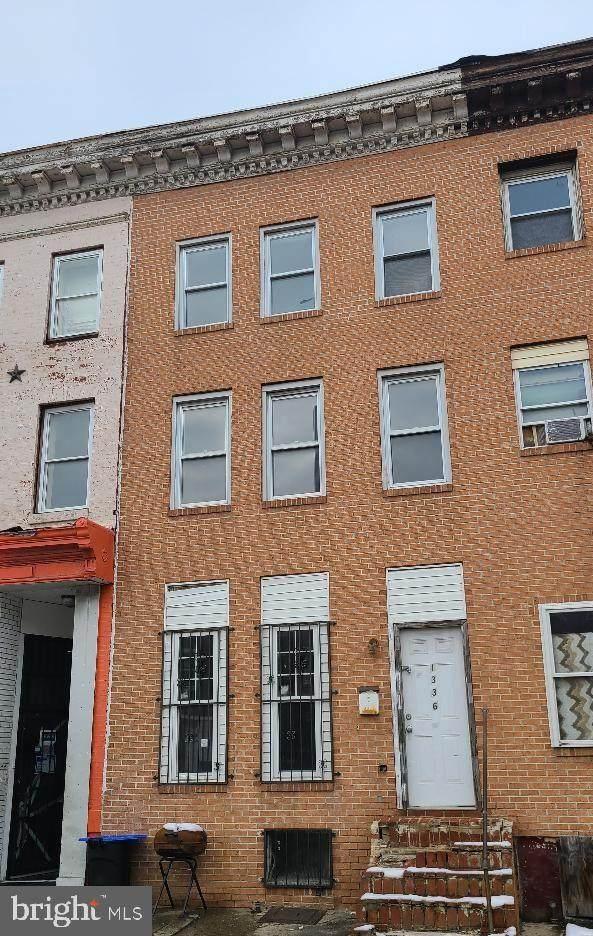 1336 W North Avenue, BALTIMORE, MD 21217 (#MDBA542034) :: Bruce & Tanya and Associates