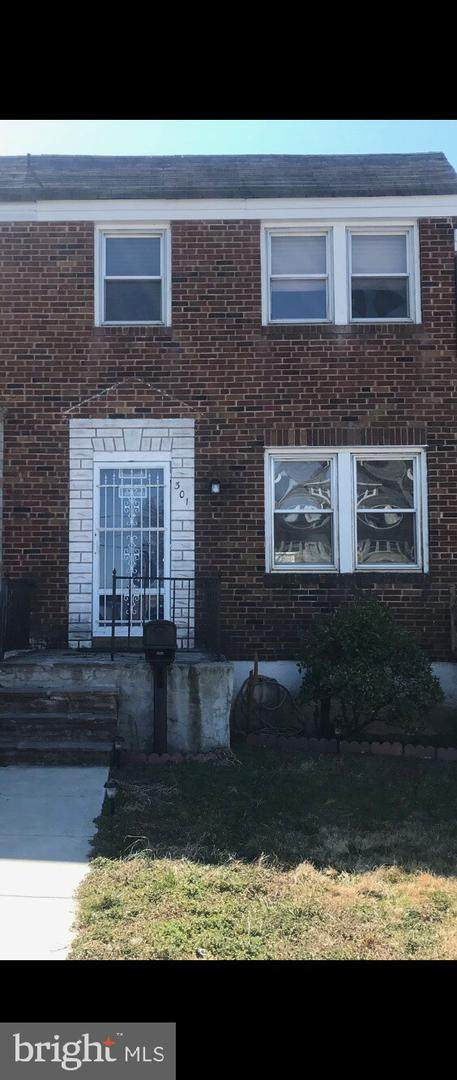 301 W Arundel Road W, BALTIMORE, MD 21225 (#MDAA461310) :: Berkshire Hathaway HomeServices McNelis Group Properties