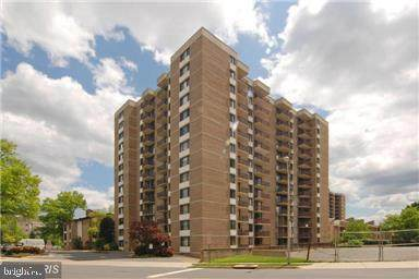 4 Monroe Street #1309, ROCKVILLE, MD 20850 (#MDMC747546) :: Colgan Real Estate