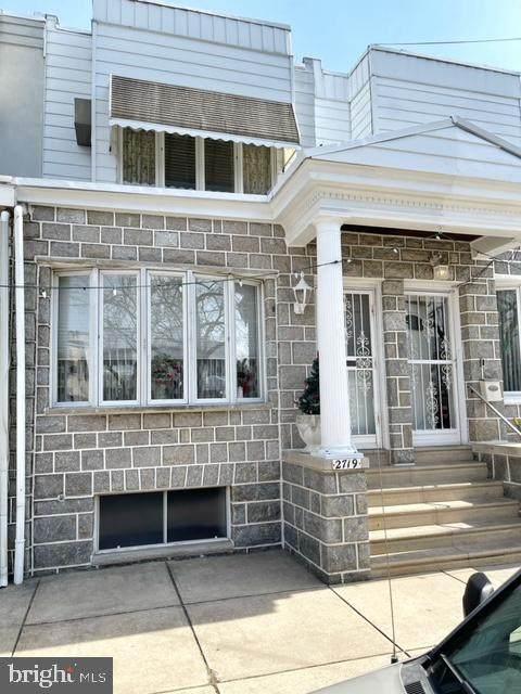 2719 S Smedley Street, PHILADELPHIA, PA 19145 (#PAPH995286) :: Colgan Real Estate
