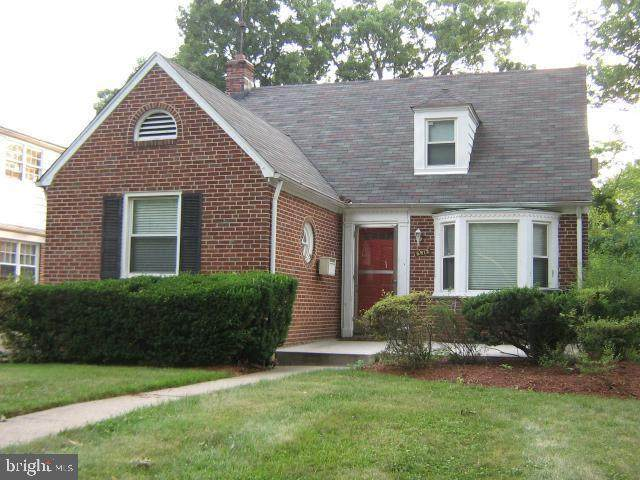 6913 Park Heights Avenue, BALTIMORE, MD 21215 (#MDBA543488) :: Corner House Realty