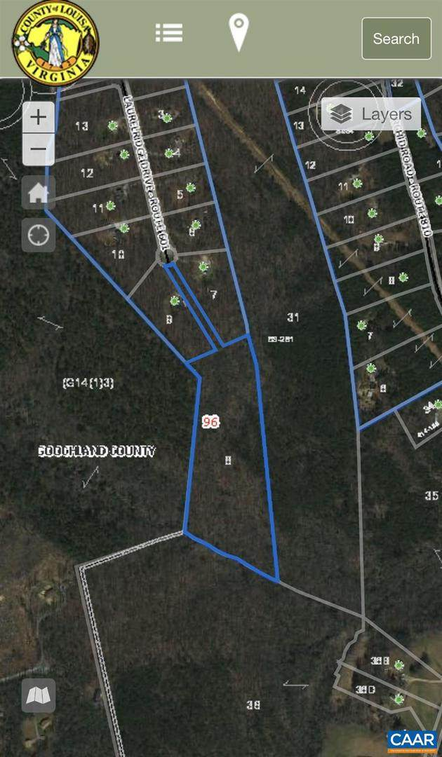 Lot 8 Laurelridge Drive #8, MINERAL, VA 23117 (#614972) :: The Redux Group