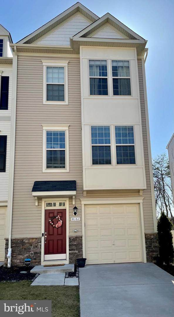 8161 Hollow Court, SEVERN, MD 21144 (#MDAA462408) :: Network Realty Group