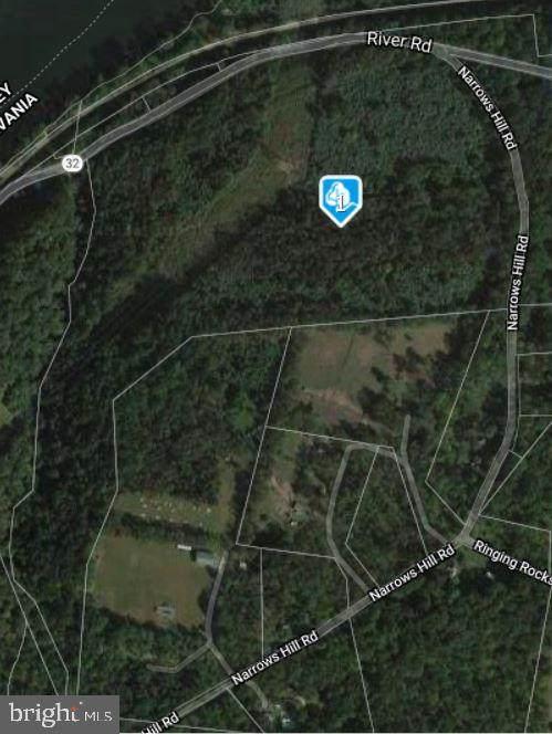 0 River Road, UPPER BLACK EDDY, PA 18972 (#PABU523076) :: LoCoMusings