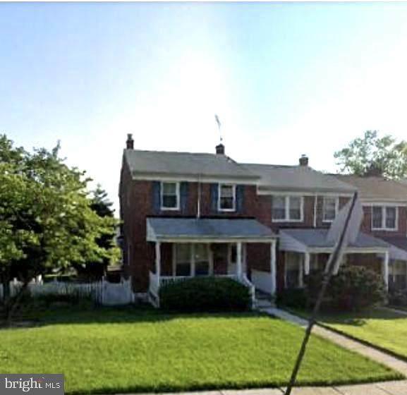 Sherwood Avenue, BALTIMORE, MD 21239 (MLS #MDBA544292) :: Maryland Shore Living | Benson & Mangold Real Estate
