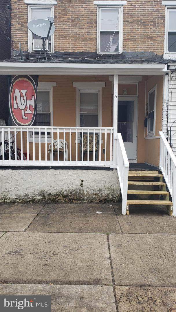 14 Hampton Avenue, TRENTON, NJ 08609 (MLS #NJME309778) :: Maryland Shore Living | Benson & Mangold Real Estate