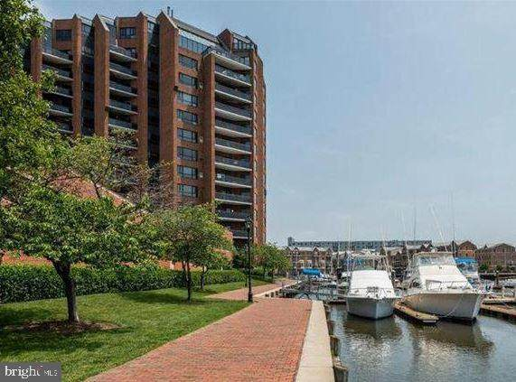 2515 Boston Street P8, BALTIMORE, MD 21224 (#MDBA544620) :: Nesbitt Realty
