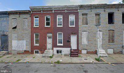 2144 Vine Street, BALTIMORE, MD 21223 (MLS #MDBA544752) :: Maryland Shore Living | Benson & Mangold Real Estate