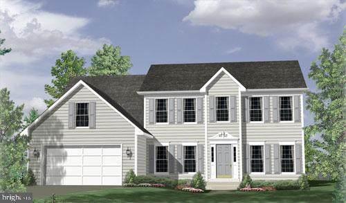 0 Backwoods Trail, JEFFERSONTON, VA 22724 (#VACU144066) :: New Home Team of Maryland