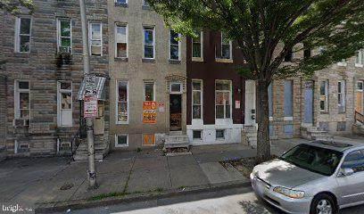 1732 N Fulton Avenue, BALTIMORE, MD 21217 (#MDBA544762) :: Bob Lucido Team of Keller Williams Lucido Agency