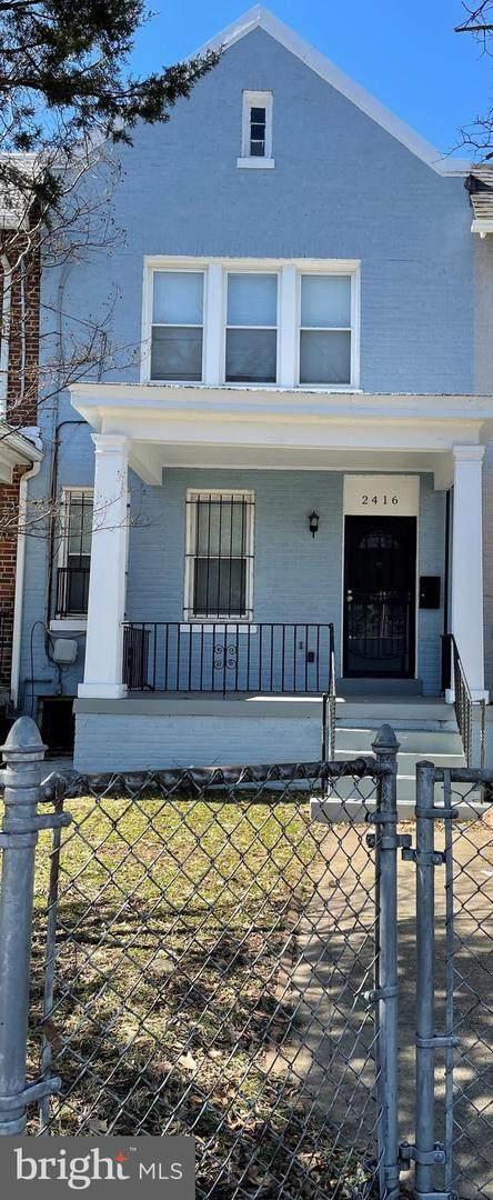 2416 10TH Street NE, WASHINGTON, DC 20018 (#DCDC514222) :: Gail Nyman Group