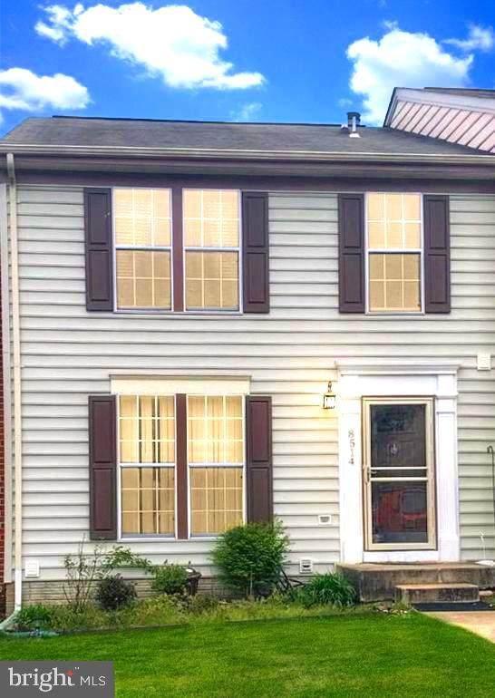 8514 Paragon Court, UPPER MARLBORO, MD 20772 (MLS #MDPG601406) :: Maryland Shore Living | Benson & Mangold Real Estate