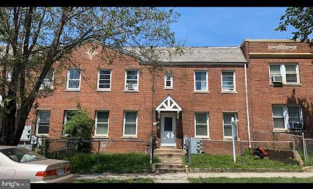 1408 Staples Street NE, WASHINGTON, DC 20002 (#DCDC514580) :: Dart Homes