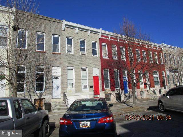 220 N Luzerne Avenue, BALTIMORE, MD 21224 (#MDBA545186) :: SURE Sales Group