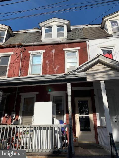 130 Hanford Place, TRENTON, NJ 08609 (#NJME310036) :: Colgan Real Estate